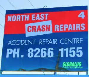 Crash Repairs Modbury | North East Crash Repairs